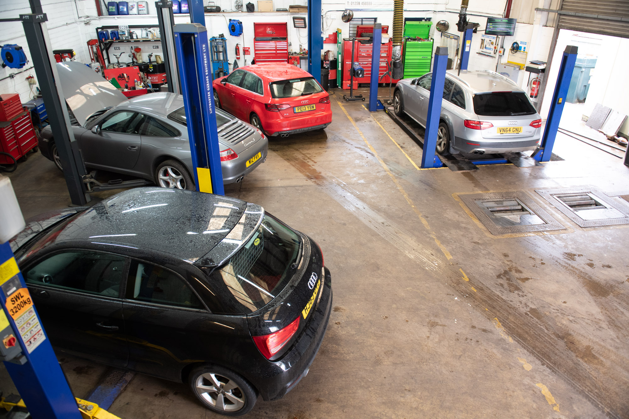 Autotechnics Blandford - Bosch Car Service Centre